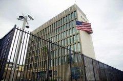 古巴说调查事件的有关美国外交官在哈瓦那